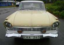 Ford 17m – Mästerverket!