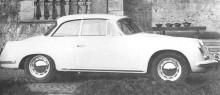 Wendler-Porsche 356.