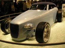och byggt några Caresto V8 Speedster också med egen design.