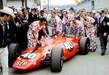 Pyjamasparty på Indy 1967