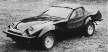 TX Tripper, med 145hk Triumphmotor i en jättebuggy...