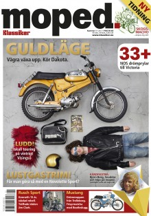 Nya Klassiker Moped här!