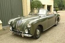 Lagonda 3 litre, som egentligen kan sägas vara en Bentley, då W.O Bentley själv låg bakom denna modell,
