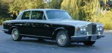 Den sällsynta James Young coupe, byggd i 15 exemplar.