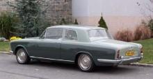 T1 James Young coupe behöll dock sedanens bakdel, produktion 15 exemplar.