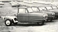 Grekiska Relianter byggdes som pickuper.