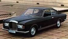 En T-type byggdes av Pininfarina 1968.