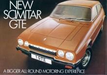 Reliant Scimitar GTE kom att bli en långkörare och skall gå att beställa ny än idag.