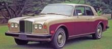 1982 var sista året för Cornishe coupe, då hade man byggt 63 stycken sedan 1971.
