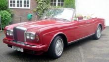 Cornishen fick hänga med ända fram till 1995 men nu omdöpt till Continental, den mest sällsynta av dom är turboversionen som bara levererades i åtta exemplar.