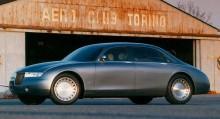 Lagonda Vignale 1993.