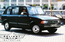 Reliant gjorde även karosserna till  taxibilarna Metrocab, och även Ford RS200.