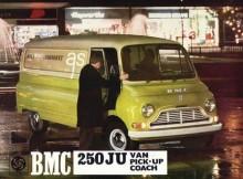 250JU var en lite större J2, som bara gjordes 1967-70.