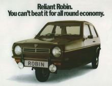 Reliant Robin.