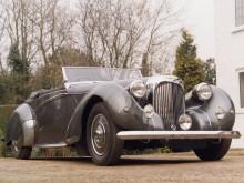 Lagonda V12 1939, ansedd som en av de finaste bilarna av den tiden.