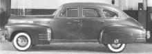 La Salle 1941 prototyp som inte kom att bli.