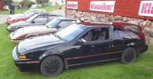 På träffpunkt 80 förra året fick vi förmånen att titta näörmare på en de Pulsar NX-bilarna som hittat till Sverige.