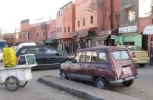 Marockanska maränger