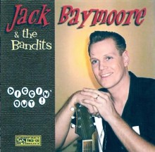 Kent Vikmo aka Jack Baymoore, ägare av Sveriges enda 1940 La Salle cabriolet.