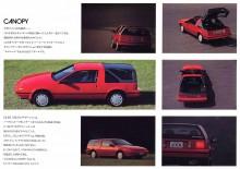 den ofattande broischyren på japanska 1987.