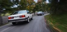 Va, Volvo på Italienska Dagen? Ja vi har fått specialtillstånd och Royne Juhlins 262C och 780 är ju faktiskt byggda av Bertone!