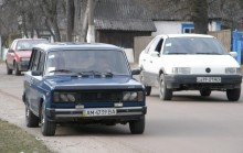 Ukrainska gatbilar