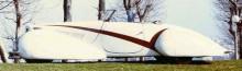 1977 fanns bilen i Frankrike pch såg ut såhär efter tredje renoveringen