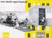 Hotell Volvo, har någon sett den här broschyren förut?