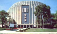 Ford Rotunda i Dearborn.