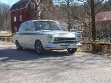 ...och Lotus Cortina är några exempel.