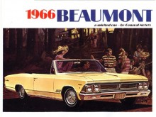 1966 blev Beaumont ett separat märke från Acadian, ett litet fåtal har hittat hit, oklart om några såldes nya.