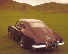Bentley R-type Continental coupe 1952