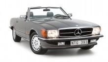 Mercedes 280–560 SL 1971–1989