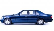 Mercedes-Benz S-Klass W140