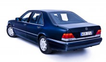 Mercedes-Benz S-Klass W140