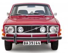 Volvo 140-serien 1967–74 – Modellen mittemellan