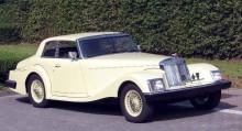 Bisarra Ace of Spades, med jaguarmotor.