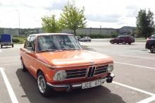 BMW:n återfunnen!