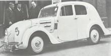 Singer Eleven Airstream var en märklig och kortlivad modell 1934.