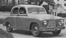 Singer SM1500 blev ingen succé, gjordes åren 1948 till 1954 innan man modellerade om den och kallade den Hunter.