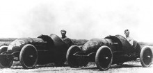 Buick Racing team 1910