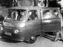 Beatles åkte Commer på turné 1963