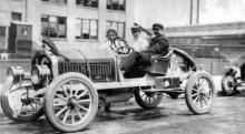 En Buick racerbil konstruerad av Chevrolet.