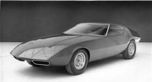 GT, skulle kunna tas för en De Tomaso, men var helt och hållet en ''in-house'' produkt.