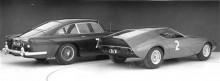Här jämför man den pretentiöst nog med en Aston Martin i studion.