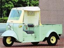 Det var sådana här små käcka trehjulingar som var Daihatsus signum.