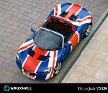 Så småningom kunde Vauxhall ändå erbjuda en sportbil, som egentligen var en Opel som var en Pontiac... Byggd på GM:s Kappaplattform i USA och fick lite olika maskeringar runtom i