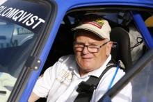 Sitg Blomqvist, mångfaldig Safariveteran, och segrare i klassiska rallyt 2011, skall han upprepa det?