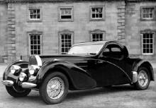 130750 Francs kostade denna oerhört vackra type 57 Atalante coupe