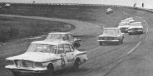 Valianter i täten på Charlotteville 1960